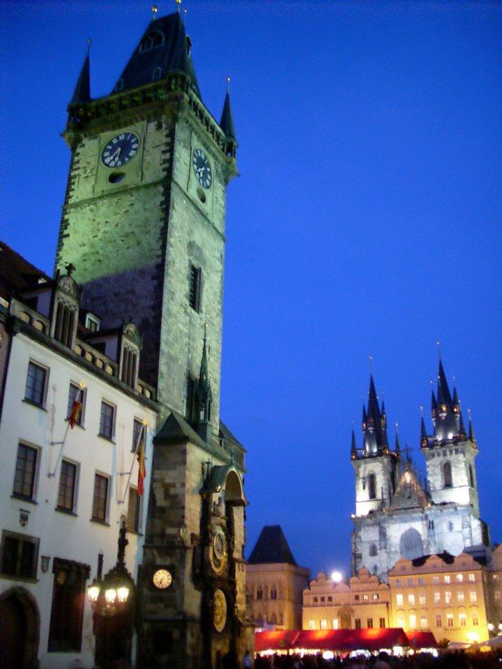 Praga - Marzo 2008: Itinerario de viaje 5 días