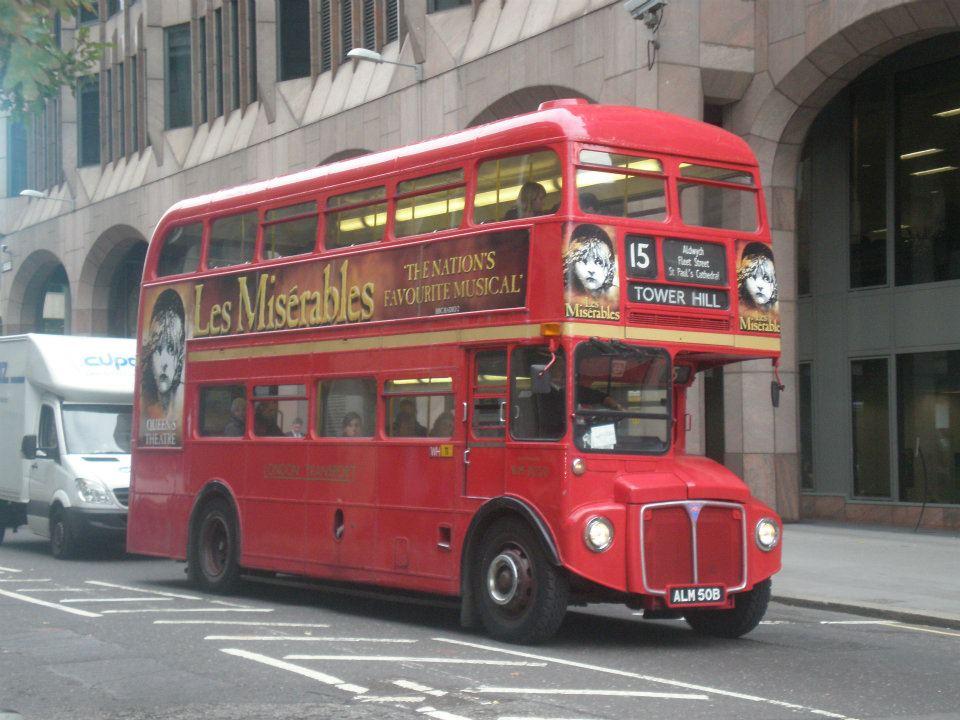 Londres – Octubre 2009: Itinerario de viaje 5 días