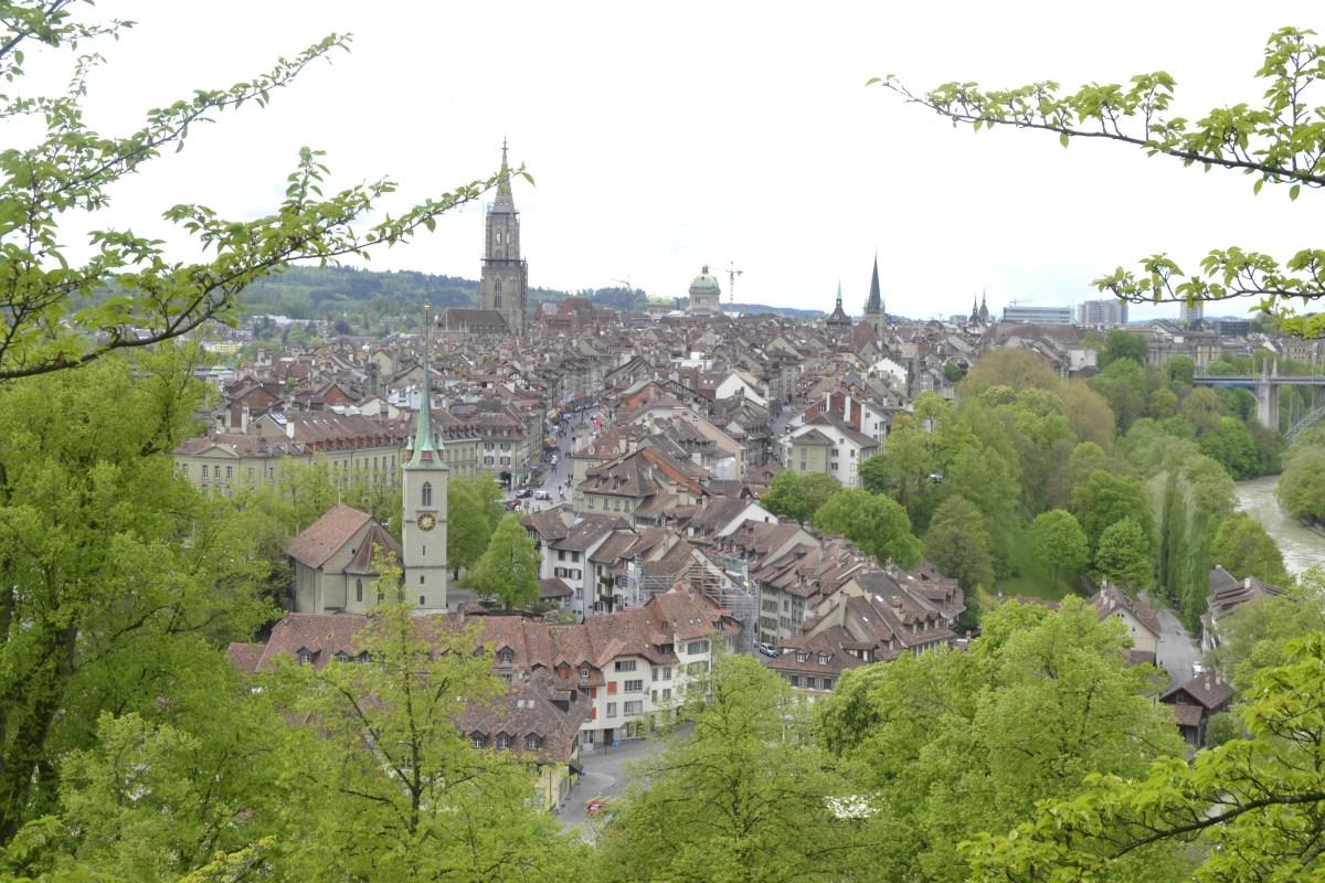 Suiza – Mayo 2015: Visitas Laussane y Berna