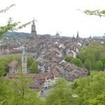 Suiza - Mayo 2015: Visitas Laussane y Berna