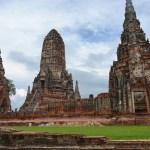 Diario Tailandia - Junio 2013 (Parte II): Días 5-7: Ayutthaya, Erawan, Bangkok