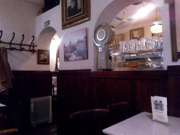 Ajenjo Café, Madrid