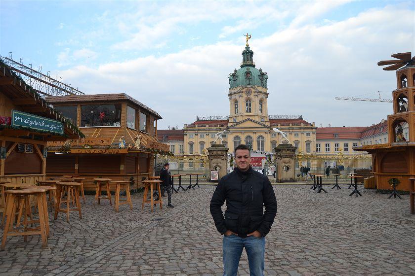 Palacio Charlottenburg, Berlín, Alemania