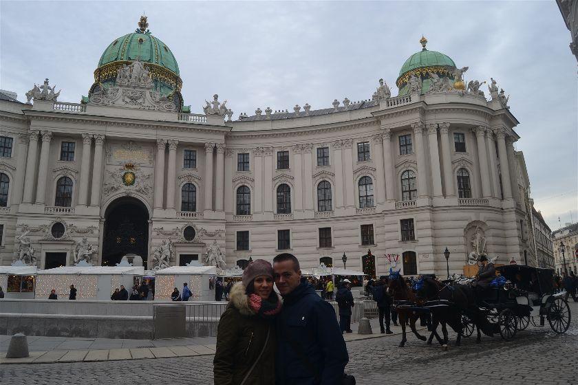 Palacio Hofburg, Viena, Austria