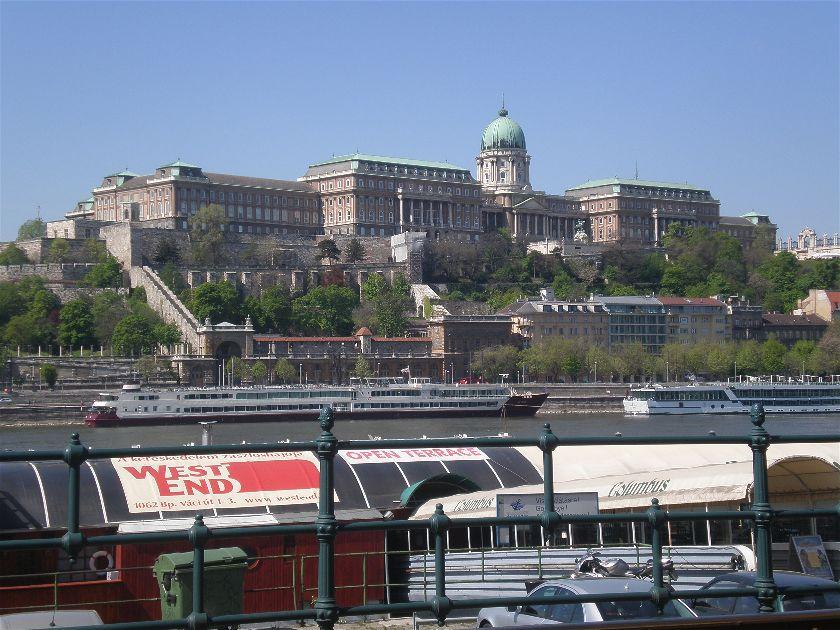 Palacio Real, Budapest, Hungría