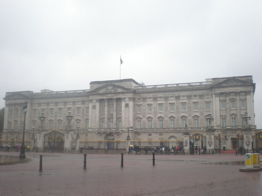 Palacio de Buckingham, Londres, Inglaterra