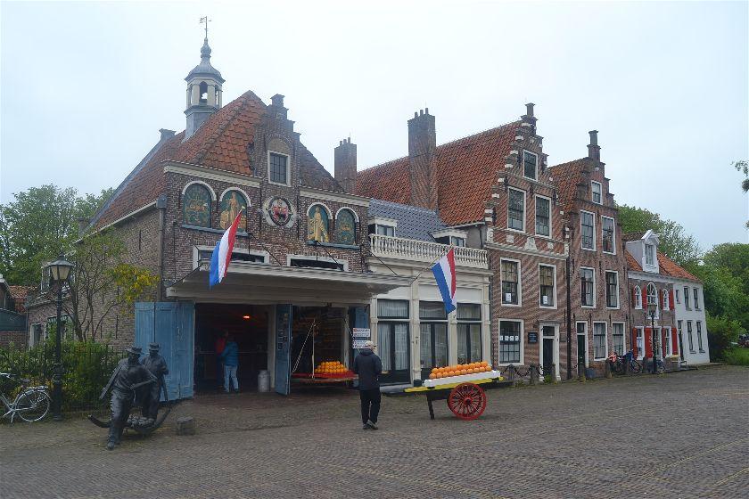 Cheese Market, Edam, Paises Bajos