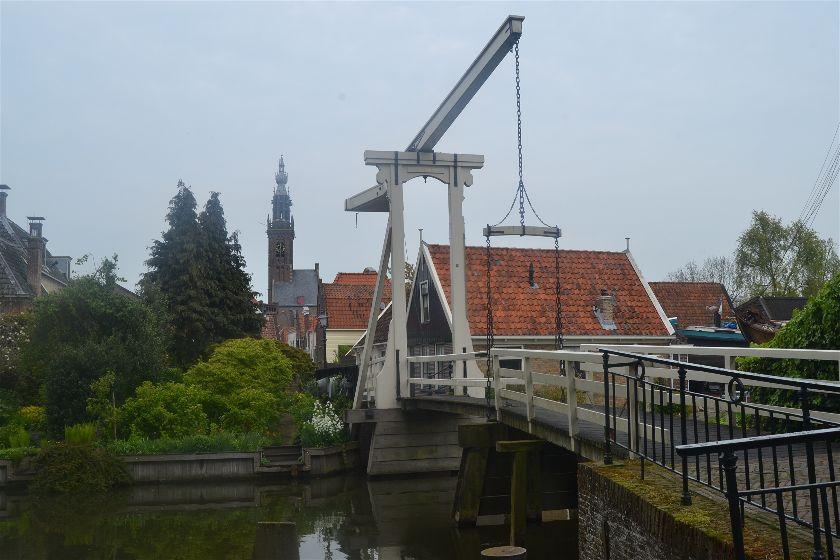 Kwakelbrug, Edam, Paises Bajos