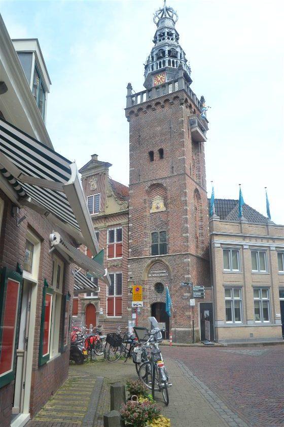 Speeltoren, Monnickendam, Paises Bajos