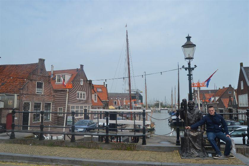 Puerto, Monnickendam, Paises Bajos