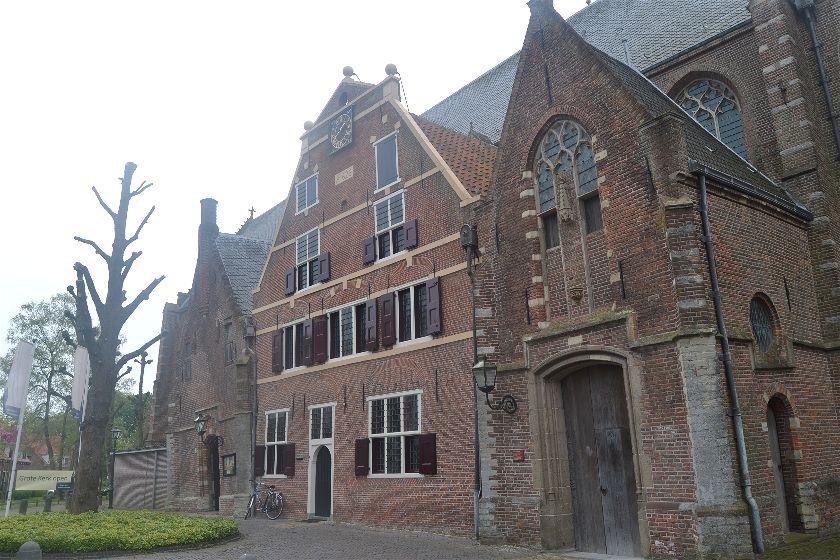 Grote Kerk, Monnickendam, Paises Bajos
