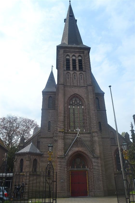 Nicolaas en Anthonius Kerk, Monnickendam, Paises Bajos