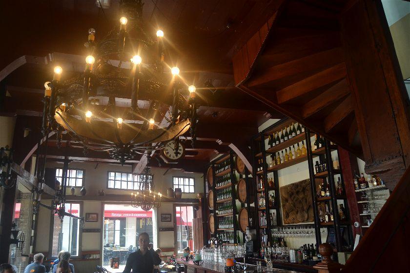 Restaurante De Waegh, Monnickendam, Paises Bajos