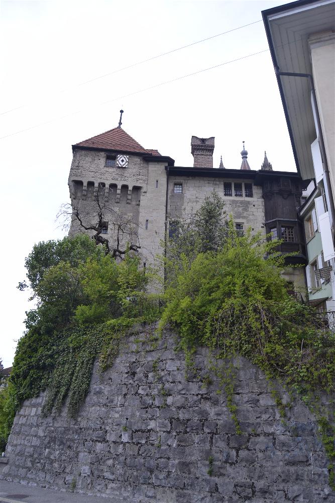 Antiguo Palacio del Obispo, Laussane, Suiza