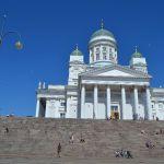 Diario Helsinki (Finlandia) - Julio 2014: Catedral Tuomiokirkko, Catedral Uspenski, Kamppi, Temppeliaukio, Kauppatori