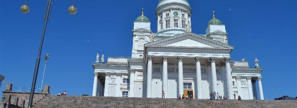 Diario Helsinki (Finlandia) – Julio 2014: Catedral Tuomiokirkko, Catedral Uspenski, Kamppi, Temppeliaukio, Kauppatori