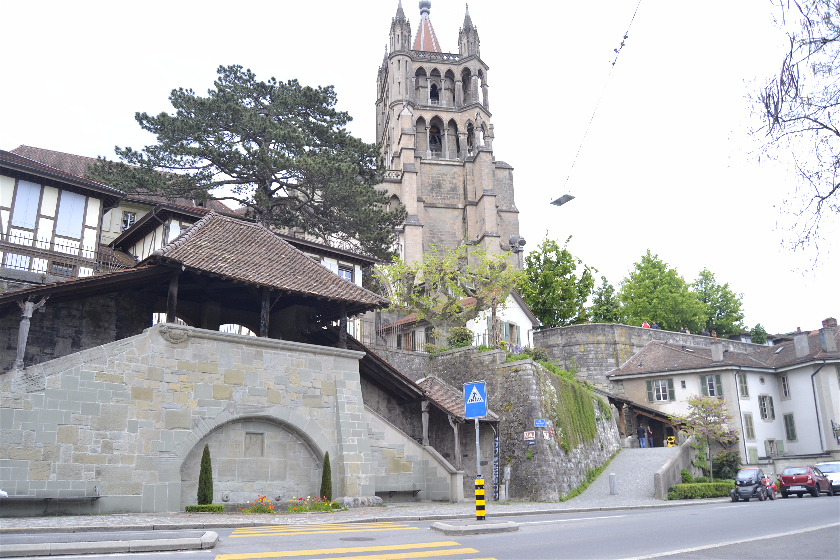 Catedral, Laussane, Suiza
