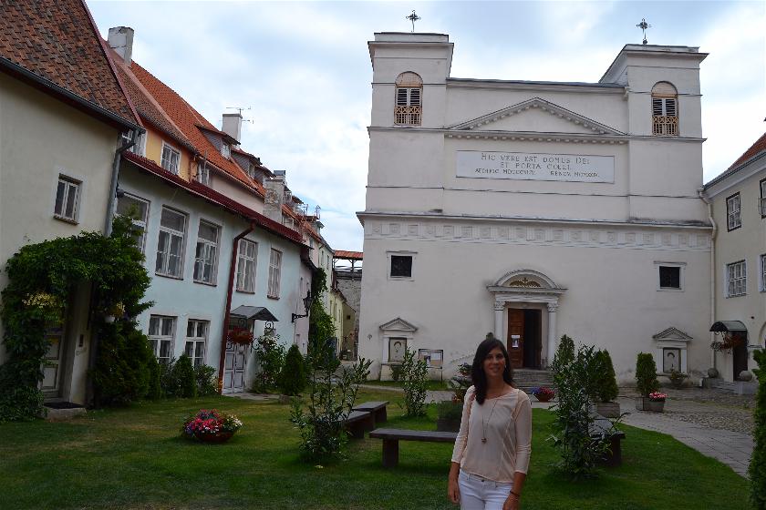 Iglesia de San Pedro y San Pablo, Tallin, Estonia
