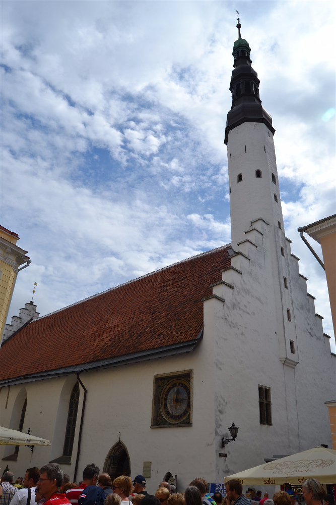 Iglesia del Espiritu Santo, Tallin, Estonia