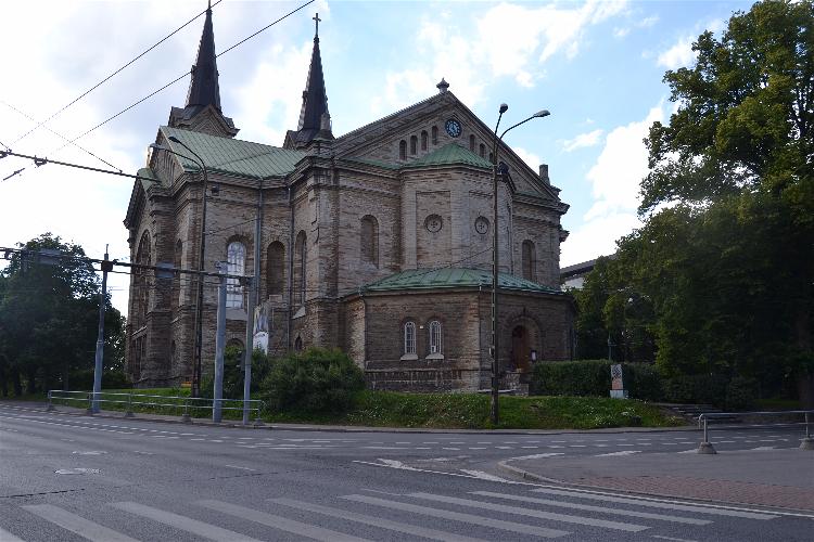 Kaarli Kirik, Tallin, Estonia