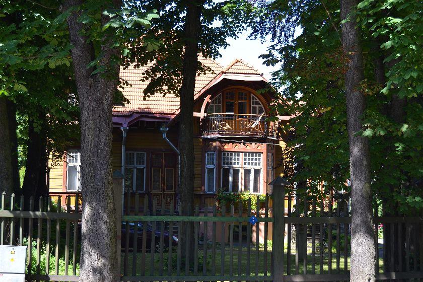 Calle Koidula, Tallin, Estonia