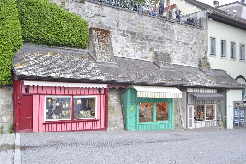 Madeleine, Laussane, Suiza