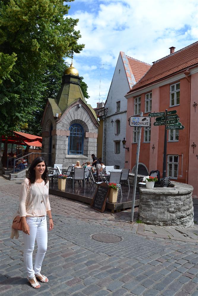 Pikk, Tallin, Estonia