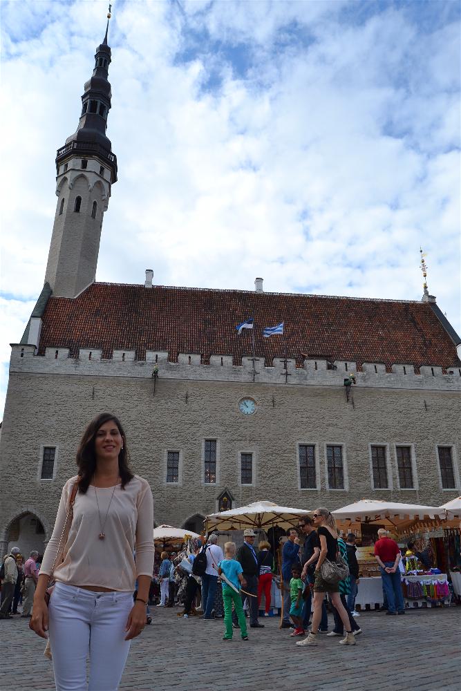 Ayuntamiento, Tallin, Estonia