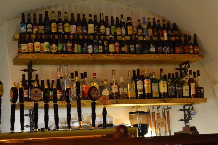 Cervecería Porgu, Tallin, Estonia