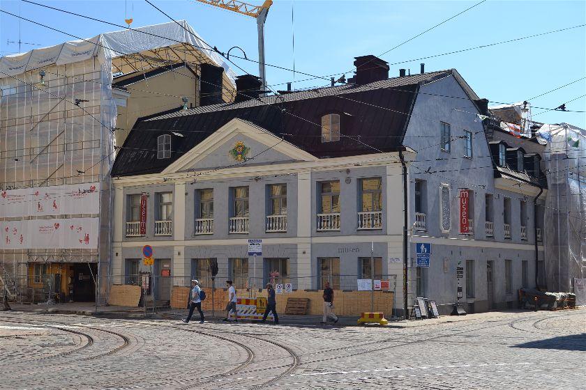 Sederholmin Talo, Helsinki, Finlandia