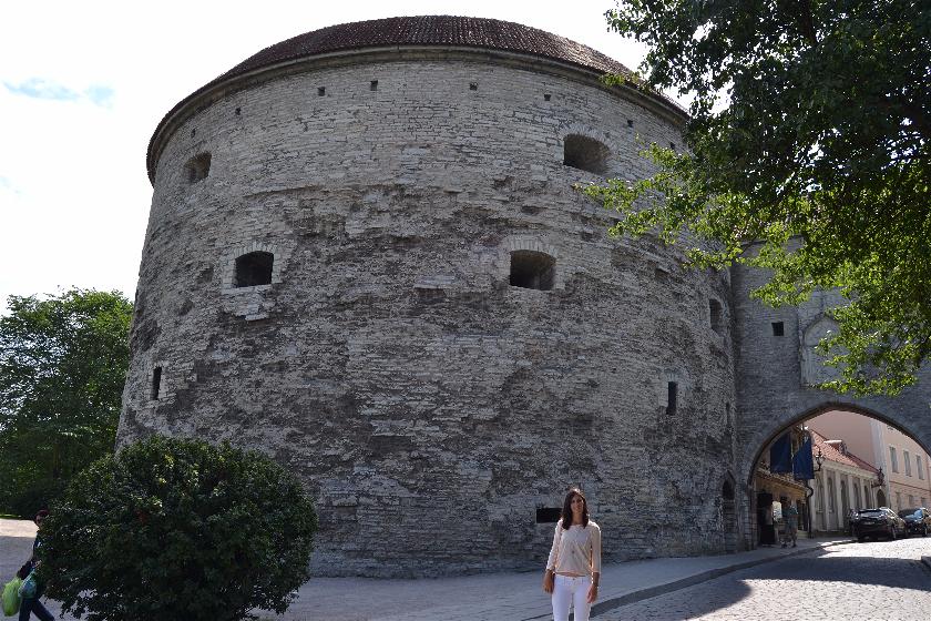 Torre Margarita la Gorda, Tallin, Estonia