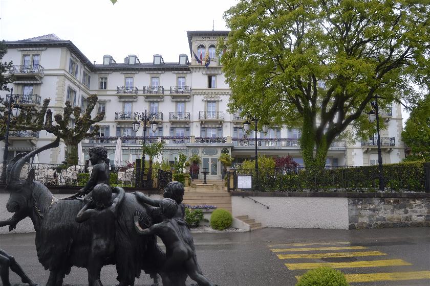 Vevey, Suiza