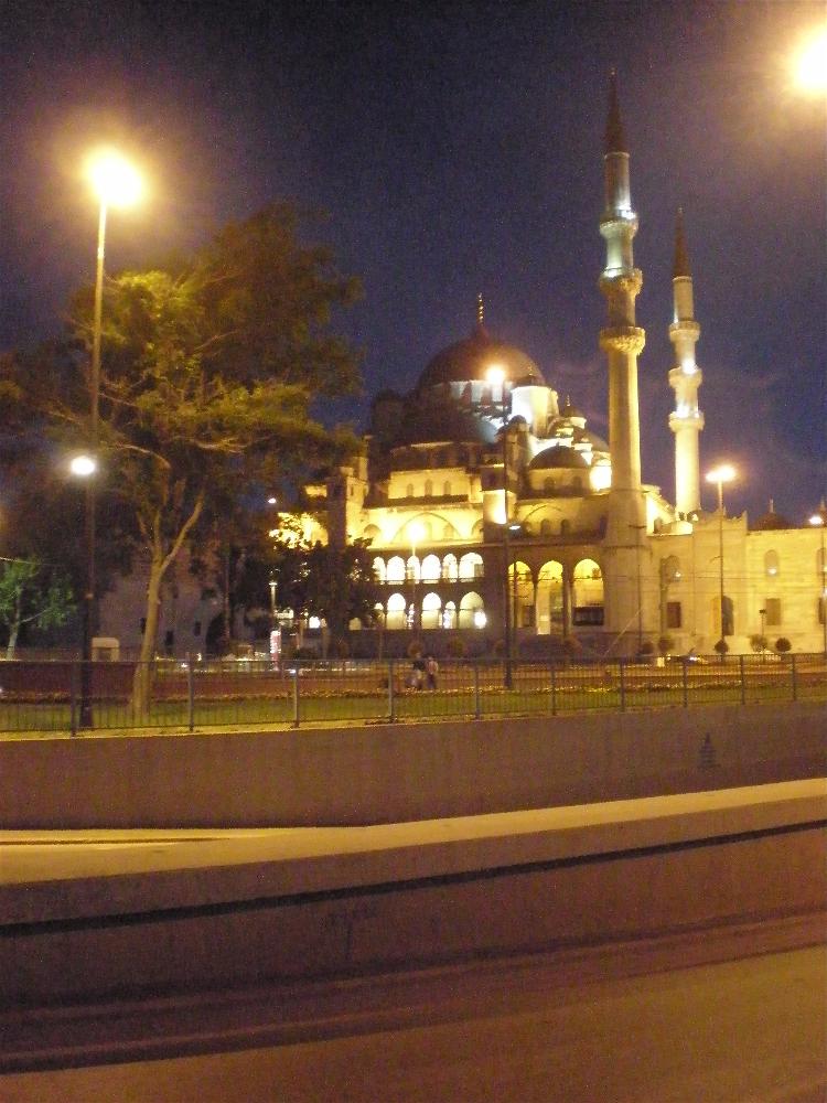 Mezquita Nueva, Estambul, Turquía