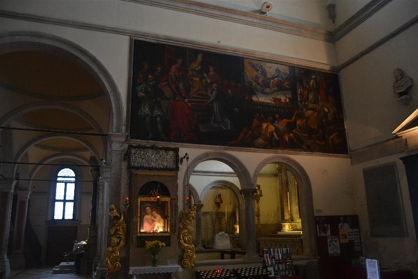 Diario Venecia (Italia) - Abril 2018: Día 4: Santa María dei