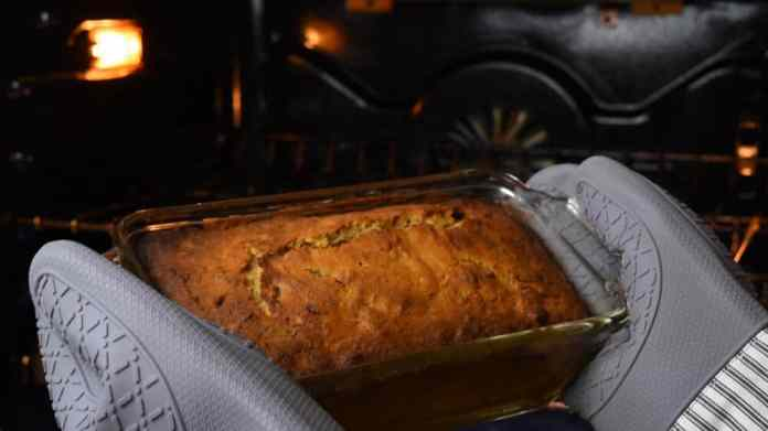 baked sweet potato bread