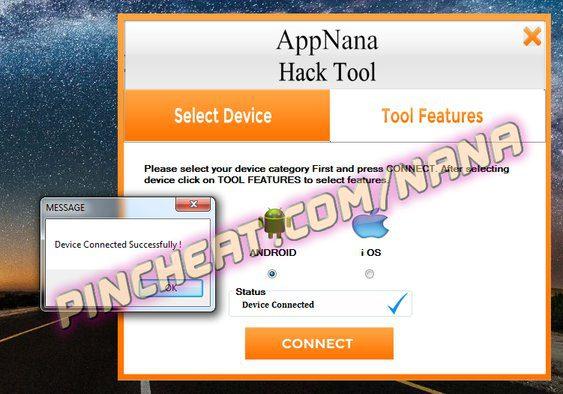 appnana hack bot