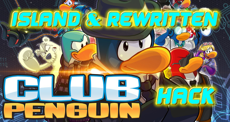 Club penguin hacks coin free membership island rewritten