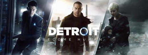 Detroit Become Human cara connor marcus