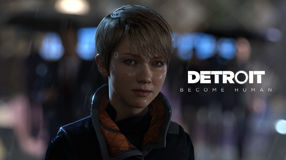 detroit become human ps4 review