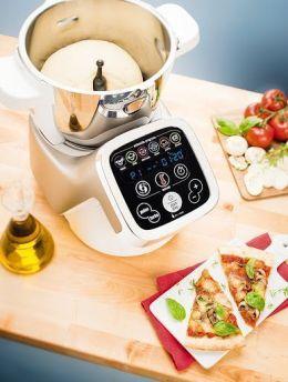 Robot de cocina Moulinex Cuisine Companion capacidad