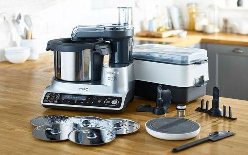 mejores robots de cocina accesorios