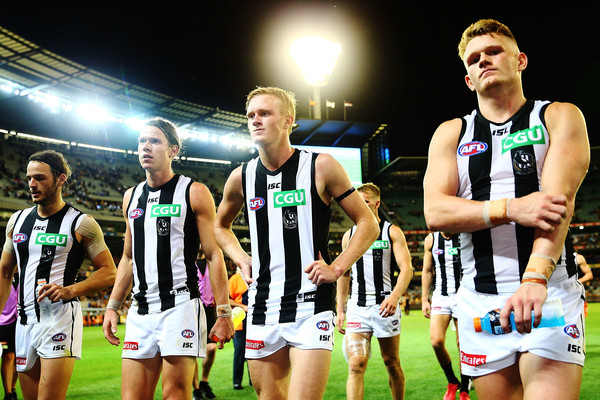 Collingwood Commentary: New Year but same old story