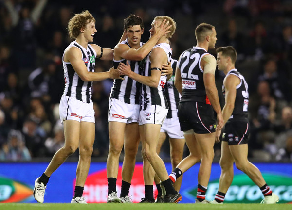Collingwood Commentary: A win! But more still required