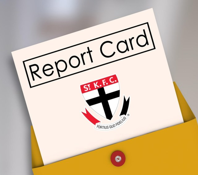 2018 Mid Year Report Card: St Kilda