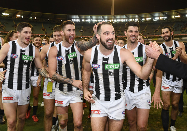 Collingwood Commentary: Is winning the new normal?