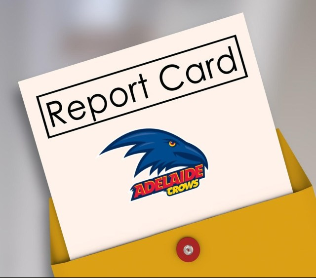 2018 Season Review: Adelaide Crows