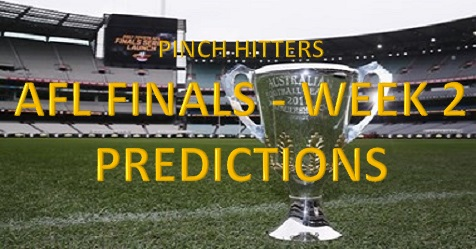 Pinch Hitter Predictions – Finals Week 2