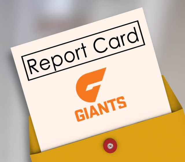 2018 Season Review: GWS Giants