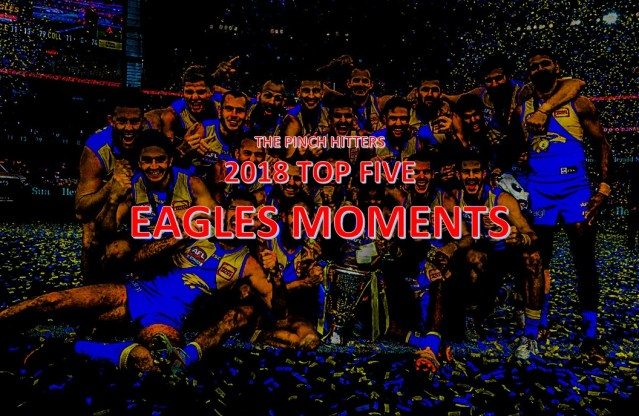 AFL Season Review 2018: Top Five Eagles Moments