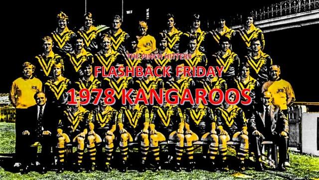 Flashback Friday: The 1978 Kangaroos Part One